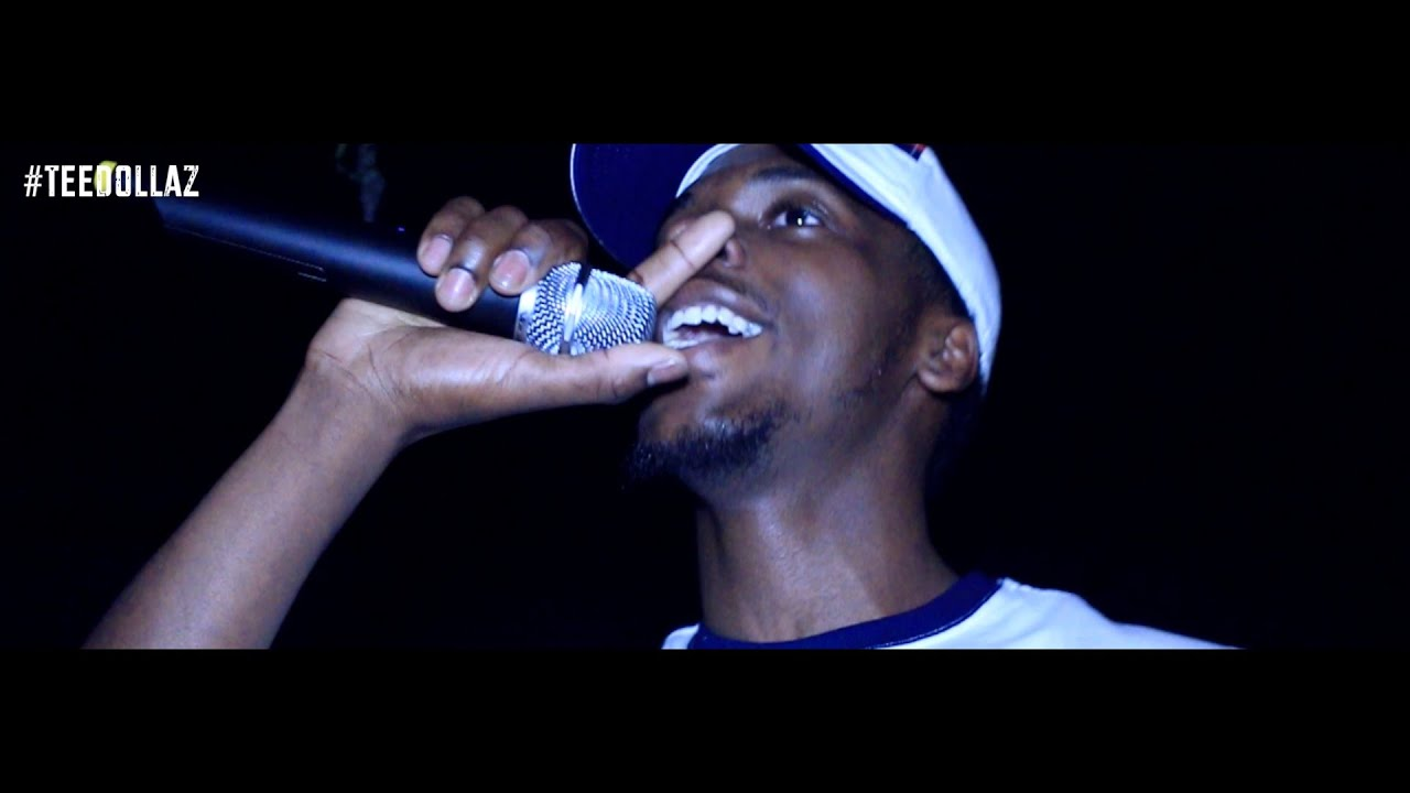 """Tee Dollaz – """"Say No More"""" (Performance @ BGMATL) Shot By @LightUpEnt"""