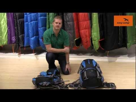 Відеоогляд туристичного рюкзака Easy Camp Summit 60+10
