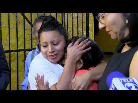 El Salvador: 30 Jahre Haft für Fehlgeburt - Teodora n ...