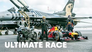 Video Head-To-Head With The World's Fastest Vehicles | Ultimate Race MP3, 3GP, MP4, WEBM, AVI, FLV Oktober 2018
