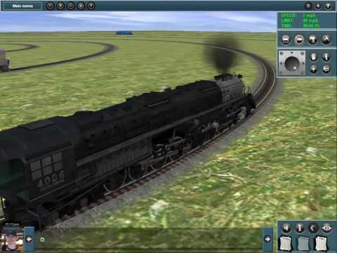 Trainz Simulator - Train party!