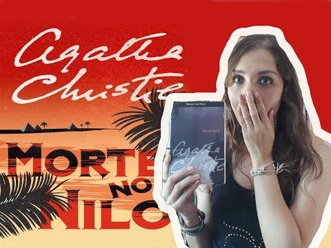 Morte no Nilo -Agatha Christie  [Death on the Nile]
