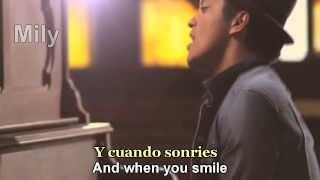 Video Bruno Mars - Just The Way You Are Subtitulado Español Ingles MP3, 3GP, MP4, WEBM, AVI, FLV Januari 2018