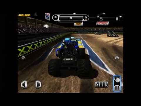 MTD-Monster Truck Destruction- App Review 2013
