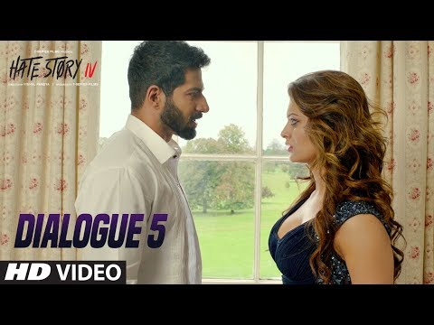 Hate Story IV (Dialogue Promo 5) | Urvashi Rautela Vivan B  Karan Wahi | Movie ► Releasing 9th March