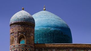20170620 Turkmenistan & Uzbekistan: highlights