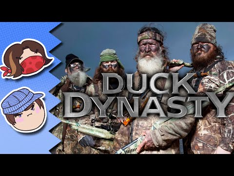 steam - Because we all wanted a Duck Dynasty Game! Your conductors are: Ross: http://www.YouTube.com/RubberNinja Arin the Bandit: http://www.YouTube.com/Egoraptor.