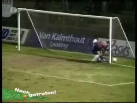 Football Soccer Goalie Fail FUNNIEST BLOOPERS