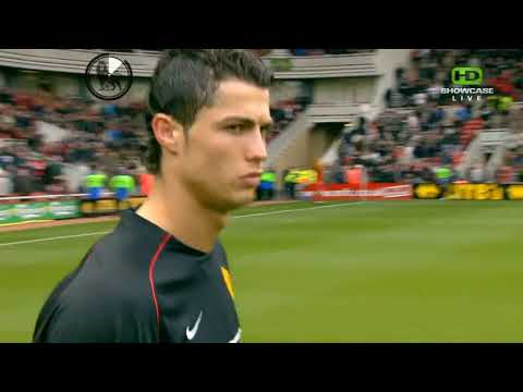 Cristiano Ronaldo Vs Middlesbrough Away 2008  HD 720p English Commentary