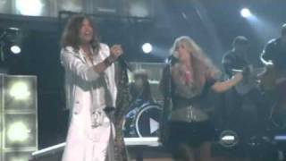 Carrie Underwood And <b>Steven Tyler</b> ROCK IT LIVE  Undo It / Walk This Way  FULL Version