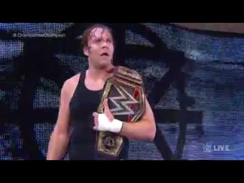 Video Dean Ambrose scares Seth Rollins | July 4, 2016 download in MP3, 3GP, MP4, WEBM, AVI, FLV January 2017