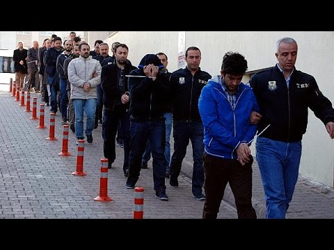 Τουρκία: 1.009 συλλήψεις «Γκιουλενιστών»