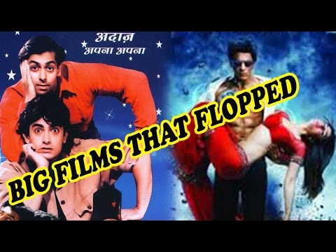 10 Great Bollywood Movies That Flopped At Box Offi