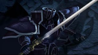 For Glory  8 ~ Rise of The Black Knight