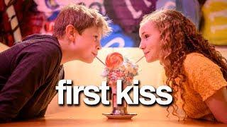 Video My Son's First Kiss **sweet** MP3, 3GP, MP4, WEBM, AVI, FLV April 2019
