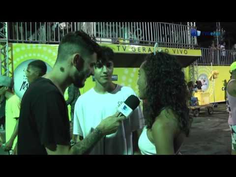 Raphael Dawes procura uma mulher que saiba dar cantada - TvGeral.com.br