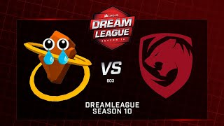 ROOONS vs Tigers, DreamLeague Minor, bo3, game 1 [Maelstorm & Jam]
