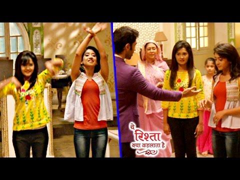 Naira & Gayu's DANCE Practice For Sangeet | Aditya