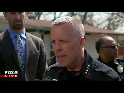Austin Police discuss third package bombing