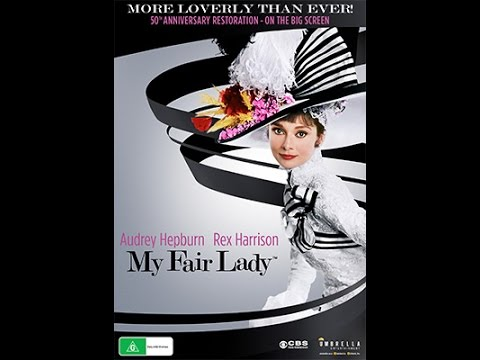 My Fair Lady- 50th Anniversary Restoration- In cinemas July 21