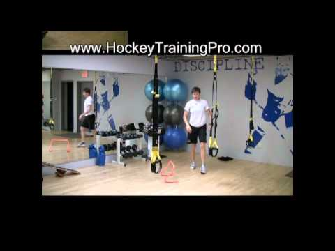 Off-Ice Pro Hockey Workout – part 2