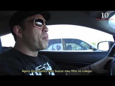 Wanderlei Silva Mauricio Shogun Paulo Thiago Bring Ninja to the UFC  Tuffnuff Fights