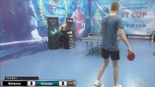 Батенко В. vs Козырь И.