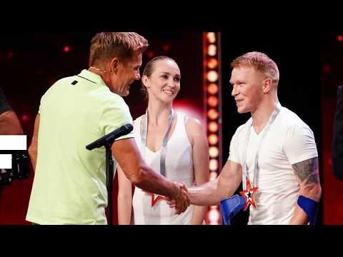 Das Supertalent 2019: Einbeiniger Tänzer beeindruckt  ...