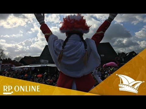 Karneval 2018: Das war der Rosenmontagszug in Haffe ...