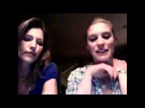 Katee Sackhoff - Katee & Tricia talk with fans and update them on their 'LA La Ride' documentary coming soon. http://www.actingoutlaws.org.