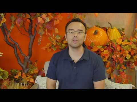 Thanksgiving Message from Ernest, President of KAR