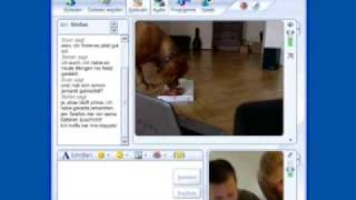 German MSN messenger viral ad.