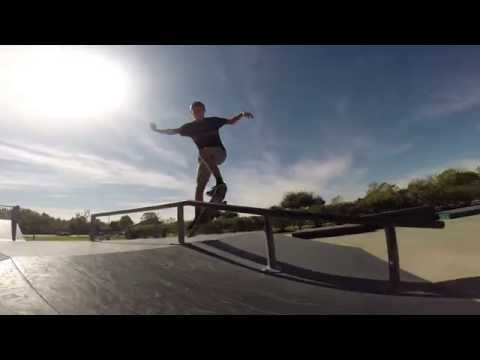 Bear creek/Bill Archer skate park montage