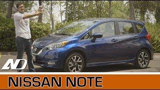 Nissan Note - Mejor que el Versa