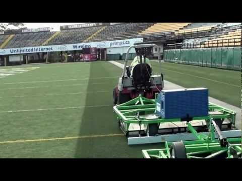 Artificial Turf UV Santitation