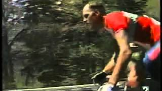 Cauterets France  city photo : Tour de France 1995 Stage 15 Cauterets Richard Virenque