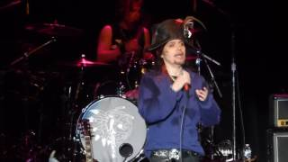 "Download Lagu ""Vive Le Rock"" Adam Ant@Keswick Theatre Glenside, PA 2/21/17 Mp3"