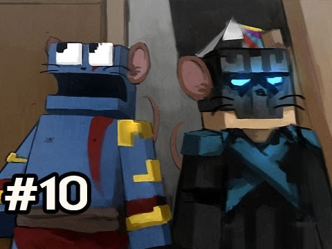 Minecraft: Tom And Jerry: Jerry's Adventure w/Nova & SSoH Ep.10 - Definition of Parkour Hell Video