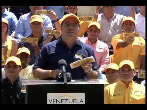 Julio Borges: Invitamos a todos los que quieren el cambio a convertirse en promotores