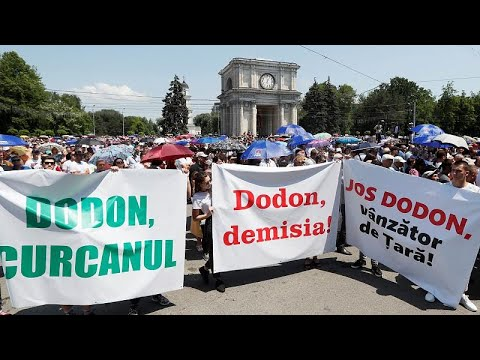 Βαθαίνει η πολιτική κρίση στη Μολδαβία