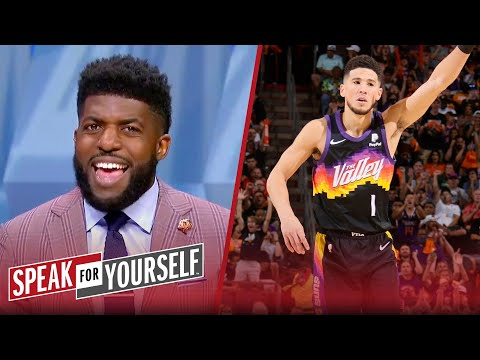 If Devin Booker wins a title, he will be a bonafide superstar - Acho   NBA   SPEAK FOR YOURSELF