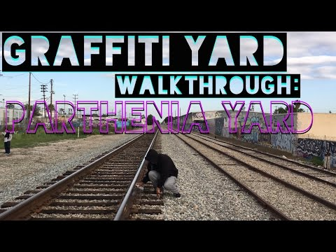 Graffiti Yard Walkthroughs #15: Parthenia Yard 818
