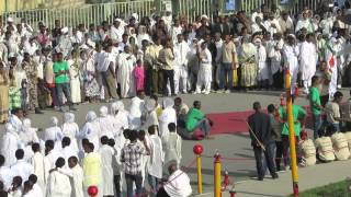 Timkat (Epiphany) Celebrations Mek'ele, Ethiopia 2015 Part 3