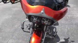 4. 961164 - 2013 Harley Davidson CVO Road Glide Custom FLTRXSE2 - Used Motorcycle For Sale
