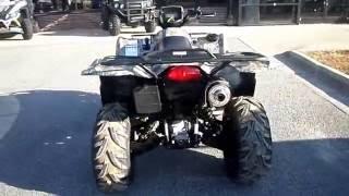 9. 2008  KingQuad® 750AXi 4x4 Camo