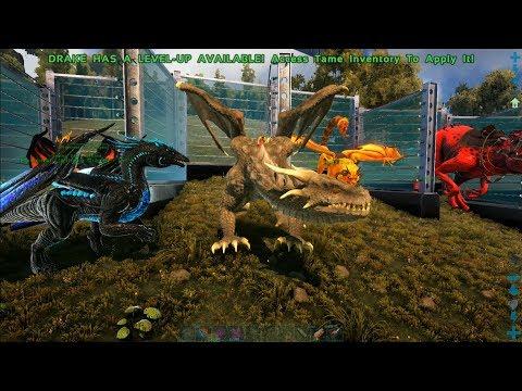 ARK: Survival Evolved - Công viên kỷ Jura của mình nè =))