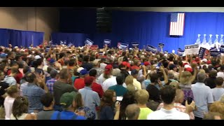 Wilmington (OH) United States  city pictures gallery : Donald Trump Rally in Wilmington, OH 9/1/16