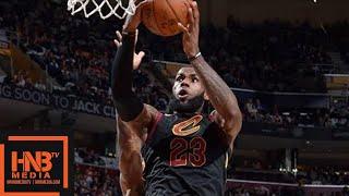 Cleveland Cavaliers vs Milwaukee Bucks Full Game Highlights / March 19 / 2017-18 NBA Season
