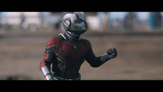 VIDEO: Marvel's ANT-MAN AND THE WASP – Flock TV Spot