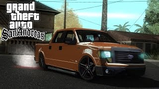 ♛ Role De Ford F-150 XLT 2010 ♛ F!X4 ♛ Gta San